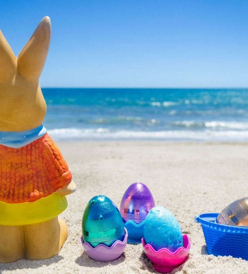 EASTER TO THE SEA AT VISERBA DI RIMINI !!